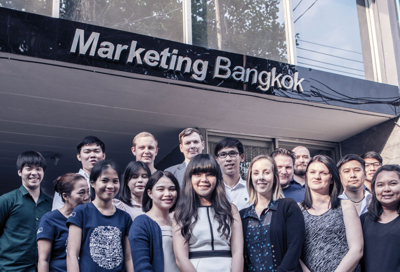 Marketing Bangkok Team